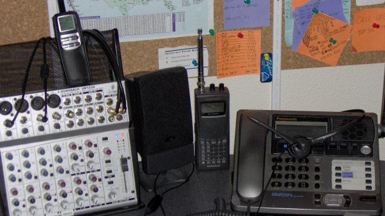 Studio Phone System Dedication