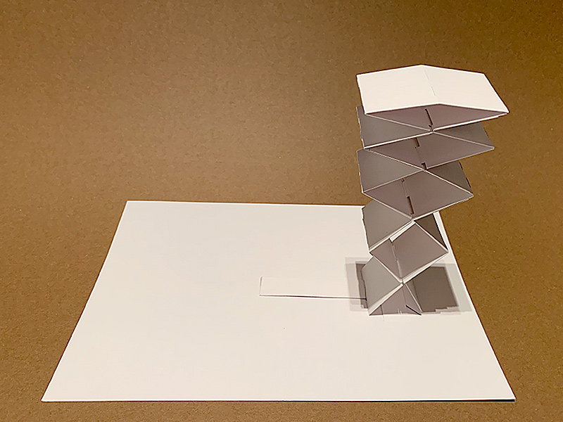 『実験構造』