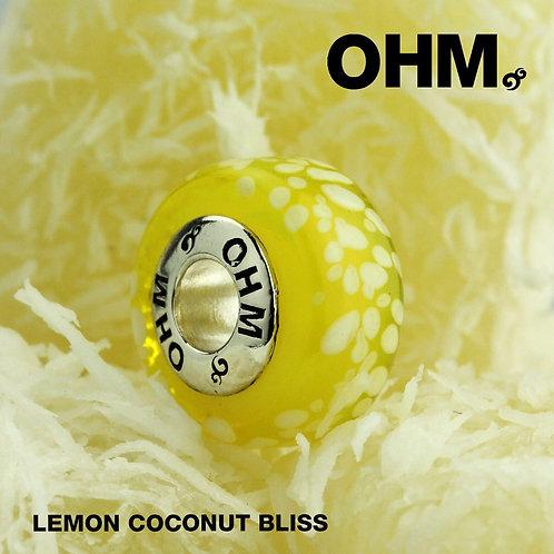 Кокосово лимонный десерт