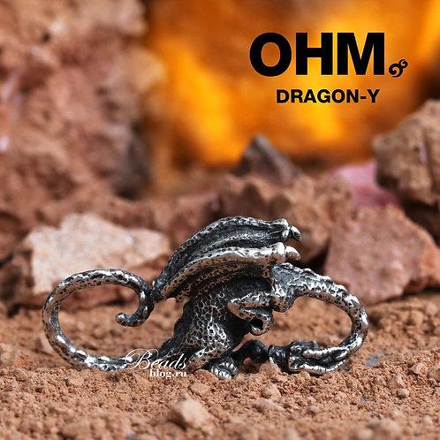 Застежка дракон