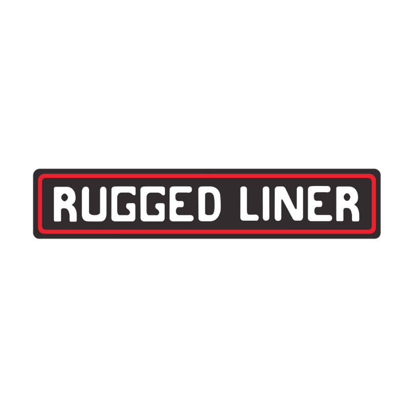 logo rugged liner