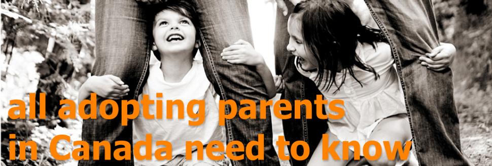 Adopting In Canada