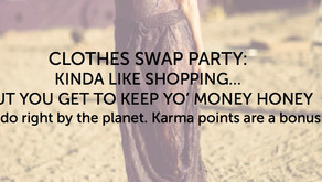 CLOTHES SWAP 101