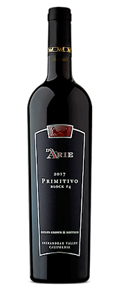 Di Arie Primitivo Block 4