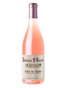 Domaine St. Vincent Cotes du Rhone Rose