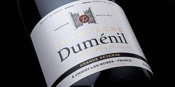 Champagne Dumenil Grande Reserve