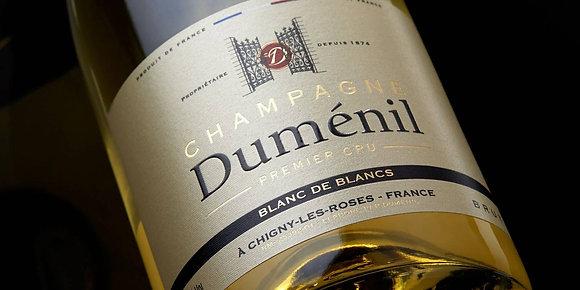 Champagne Dumenil Blanc de Blanc