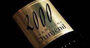 Champagne Dumenil Millesime 2000