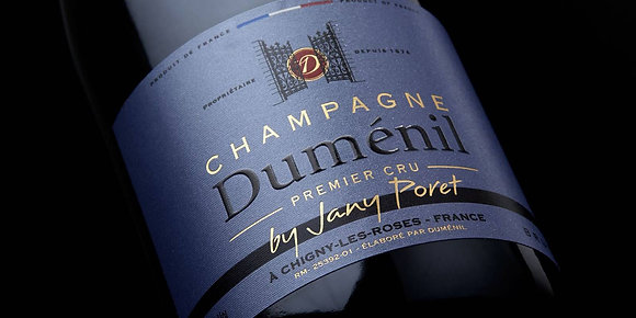 Champagne Dumenil By Jany Poret