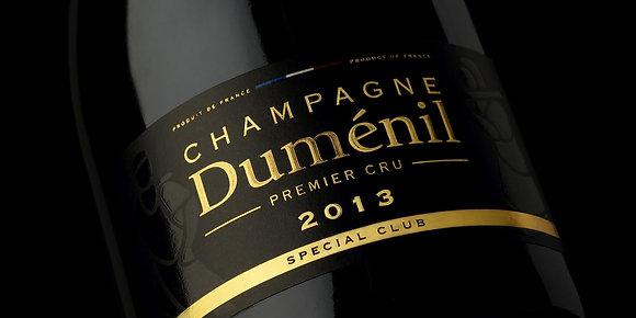 Champagne Dumenil Special Club 2013
