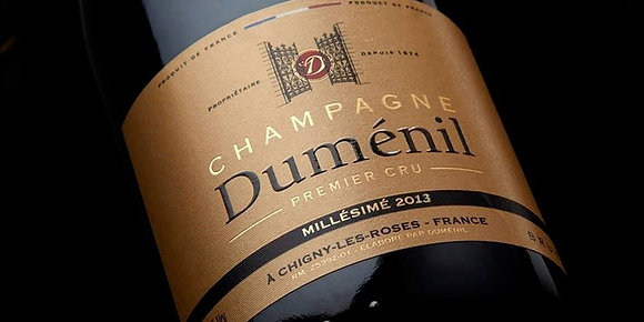 Champagne Dumenil Millesime 2013