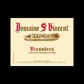 Domaine St. Vincent Vinsobres Tradition 2014