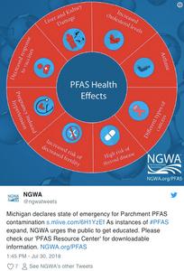 News: Another Michigan Water Crisis: PFAS