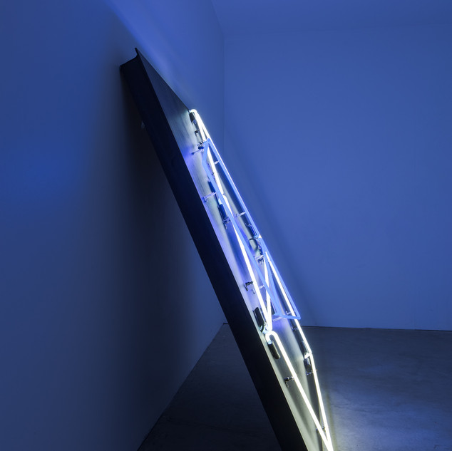 TIME TRAVEL - installation view