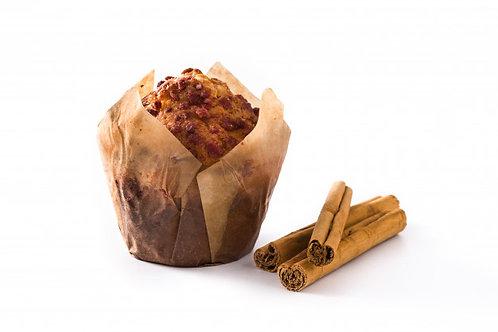 4er Apfel-Zimt-Muffin Box
