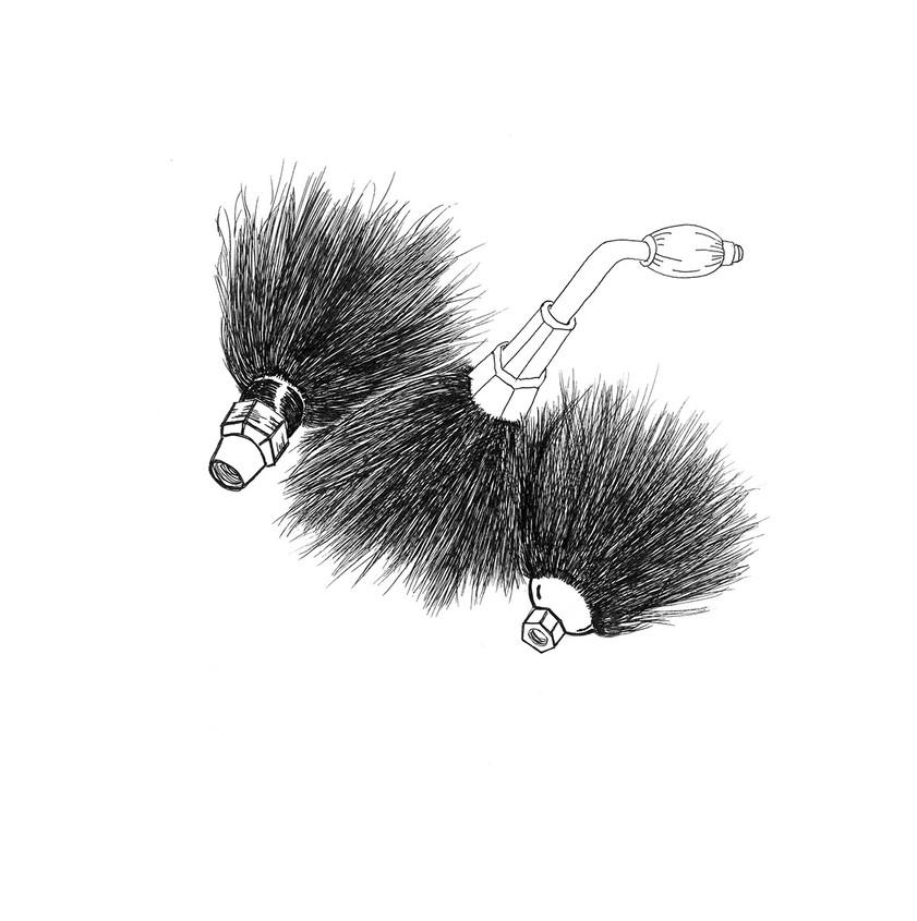 Ruhama - Drawing 2