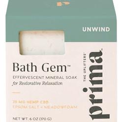 Prima CBD Bath Gem