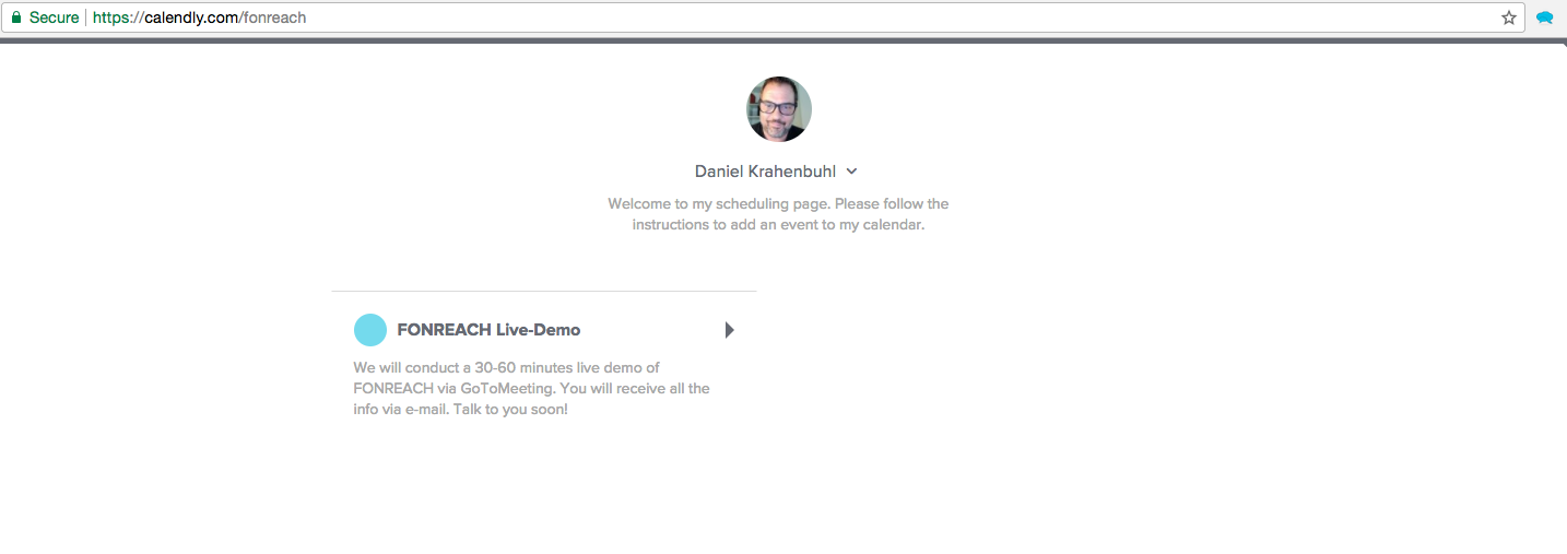 We Switched From Skype To Gotomeeting For Live Demos Cloud