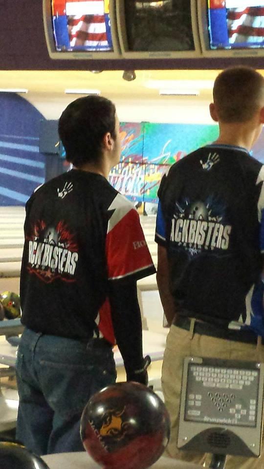 Team Rackbusters