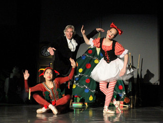 "Winter Show ""Not Your Average Christmas Carols"""
