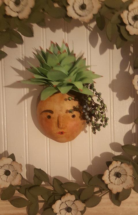 "OOAK CO CO Mask ""LUPE""Artist Katie Gardenia"