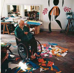 IRIS ART CENTRE: ideal for artists with limited mobility using a wheelchair