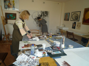 Summer Artist Residency: artistic talent development