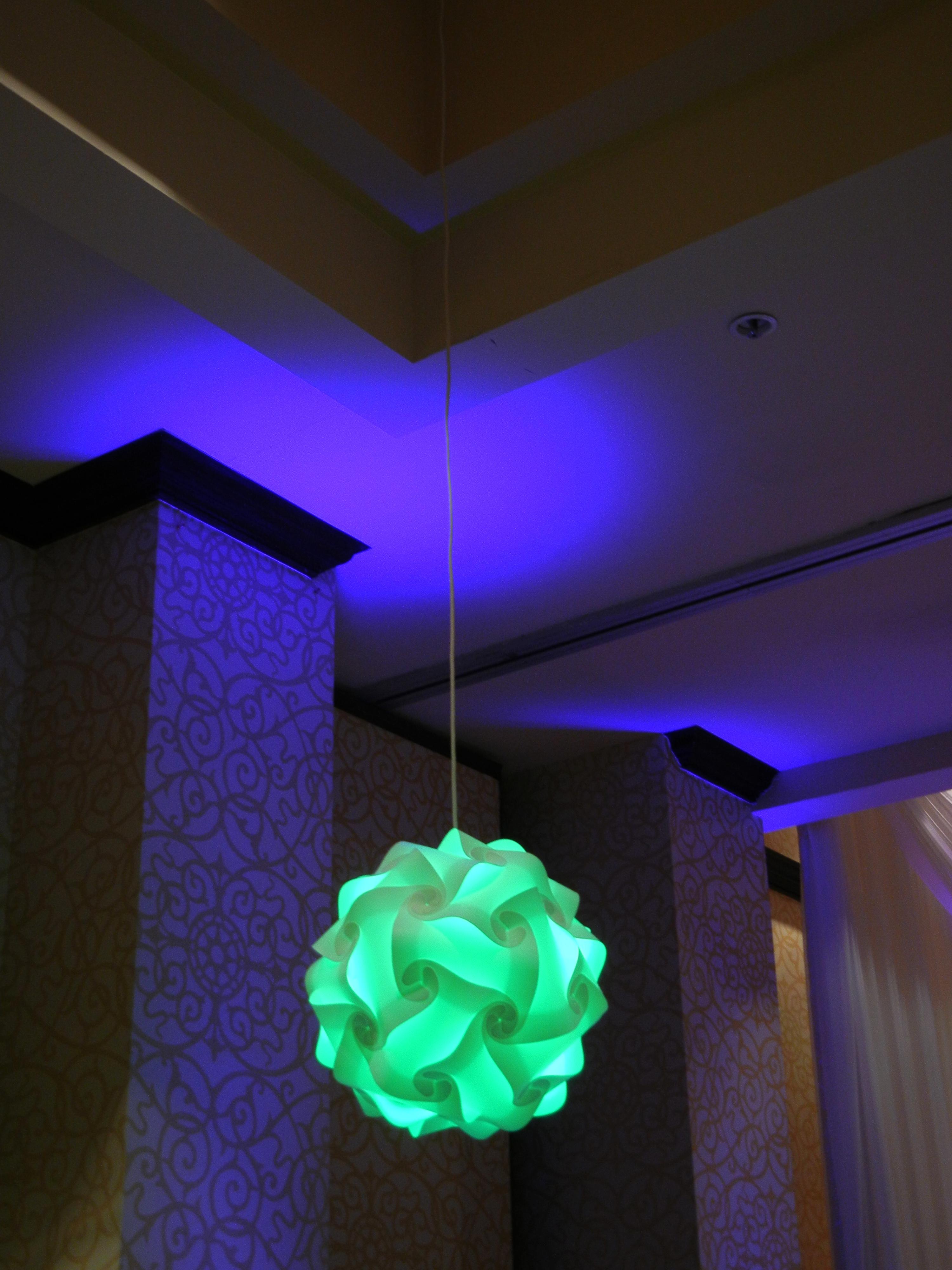 Jigsaw Lamps