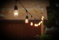 Bistro Light Strings