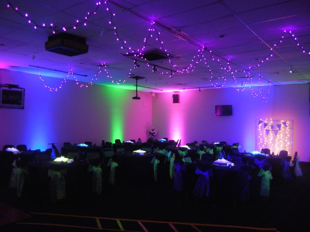 Glowing Room