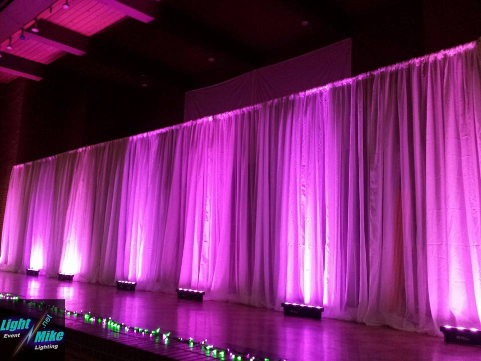 Pipe & Drape Backdrops