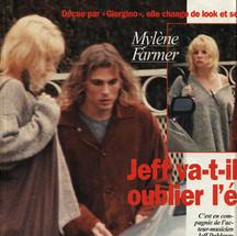Cover Voici Magazine w_Mylene Farmer Los