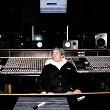 Mixing at Dallas Sound Lab SSL G Series.