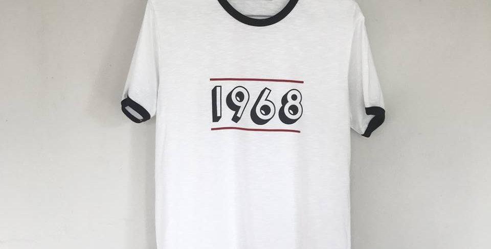 Tshirt 1968 MEN