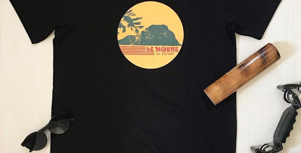 Tshirt Le Morne so zistwar