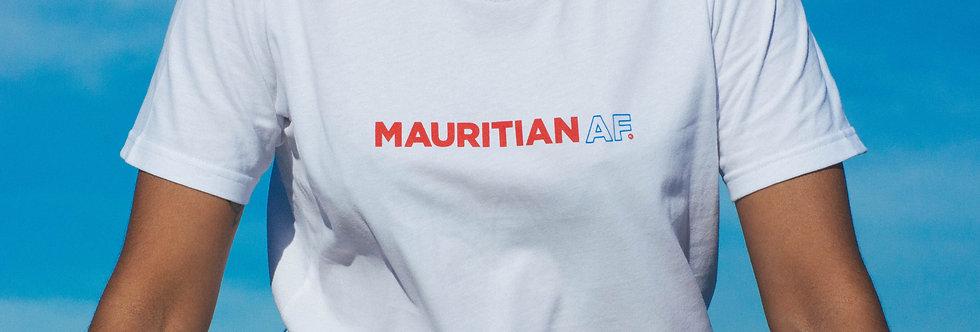Tshirt Mauritian AF