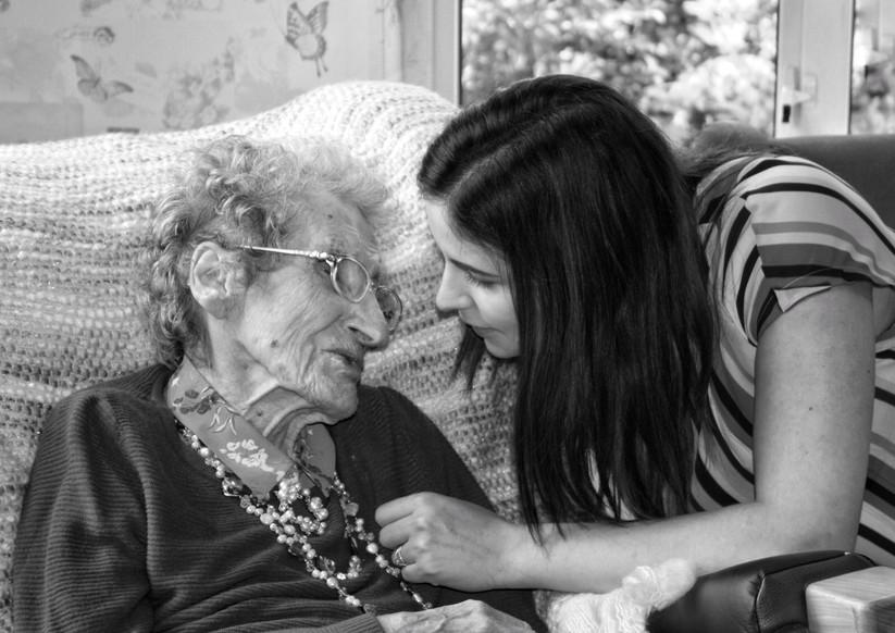 MONO - Granny by Gary Cowan (10 marks)