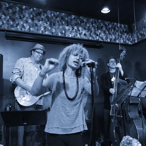 STB @ Iconica Social Club, Northampton, MA on March 30th, 2018 #2. Photo: Mary Witt