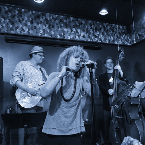 STB @ Iconica Social Club, Northampton, MA on March 30th, 2018 #3. Photo: Mary Witt