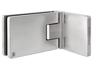 Modern Shower Hinge