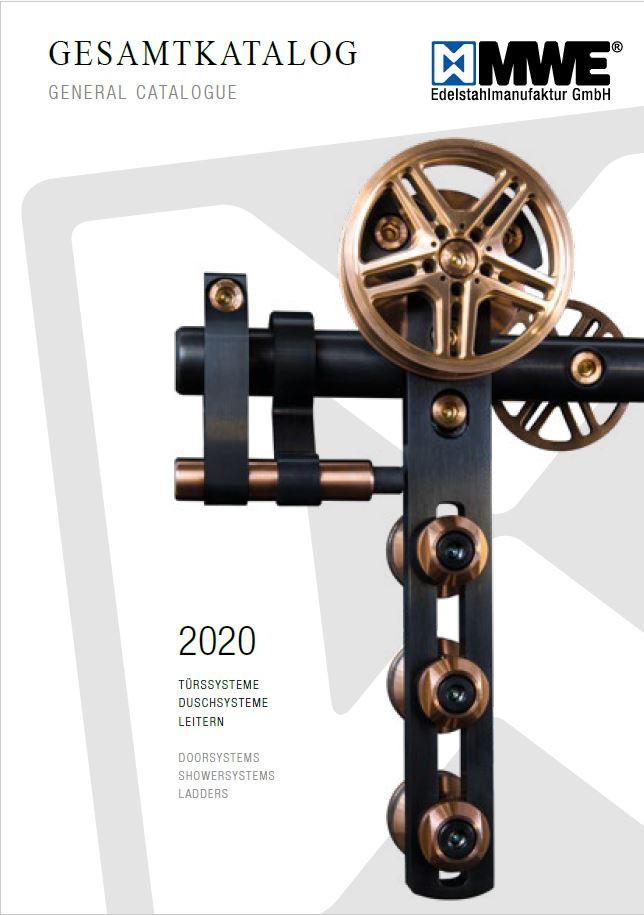 2020 MWE General Catalog