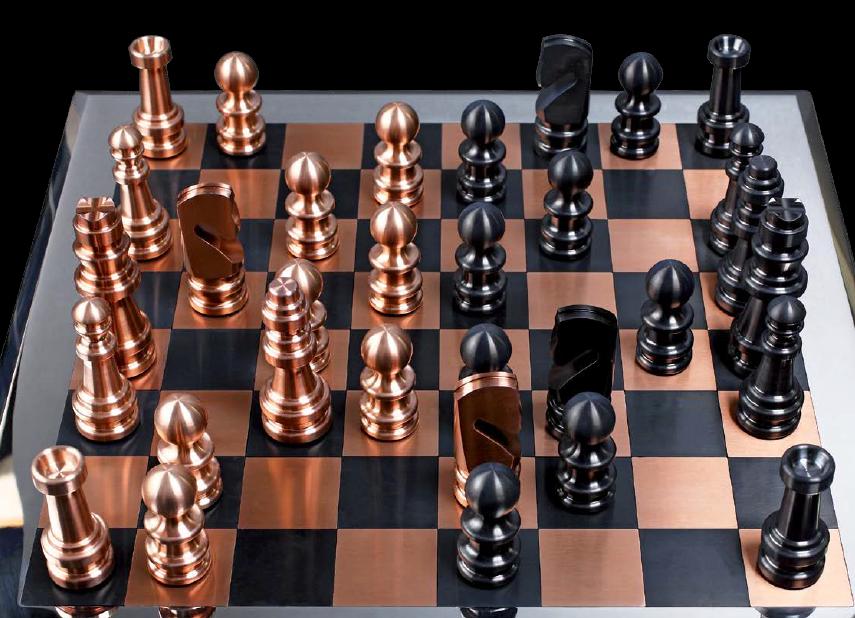Chess Board Royal