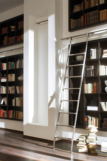 Modern Interior Hook Ladder