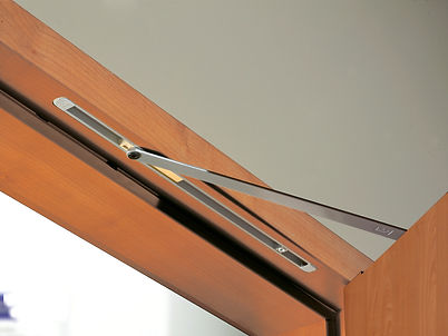 Concealed Interior Door Closer