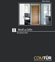 ComTur Standard Door Catalog