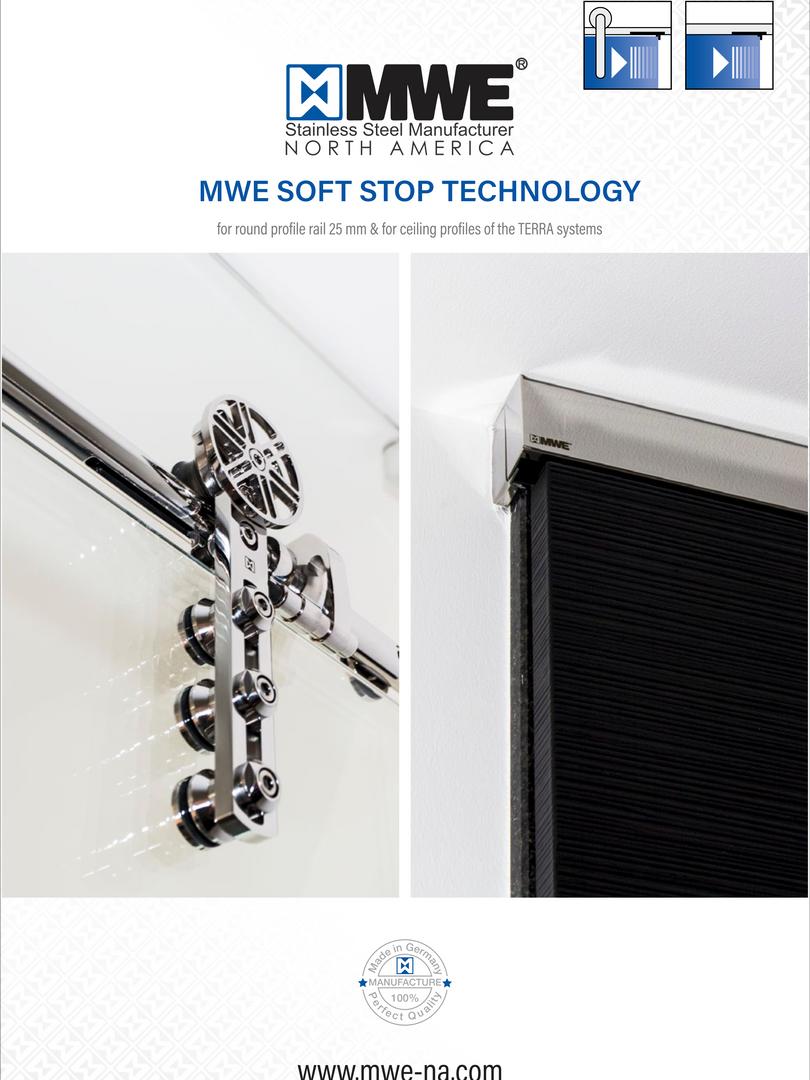 MWE Soft Stop Catalog