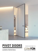 Interior Pivot Doors - Custom Doors - Miami - South Florida - Fort Lauderdale - New York - Boca Raton - Palm Beach
