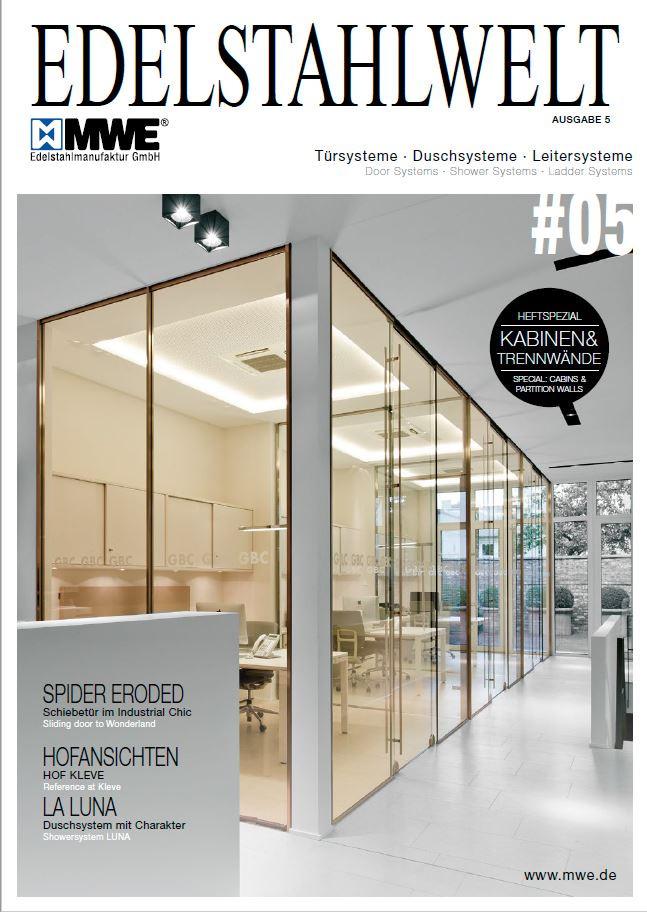 MWE Magazine #5