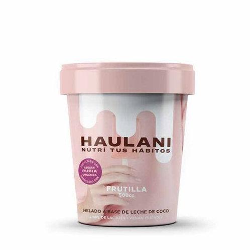 Helado de Frutilla HAULANI 500 ml