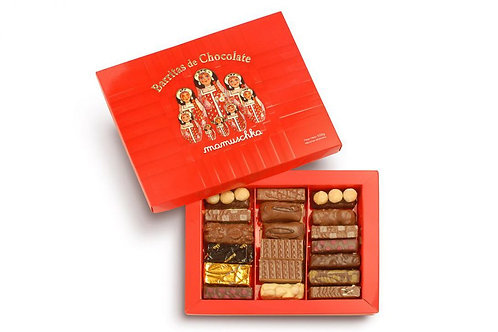 Chocolate Barras Orgánicas Mamuschka375g